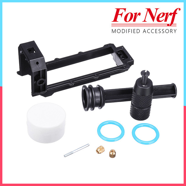 US $18 0 |New Worker MOD Bolt and Striker Modified Kit Pull Grip For Nerf  Retaliator-in Spinning Tops from Toys & Hobbies on Aliexpress com | Alibaba