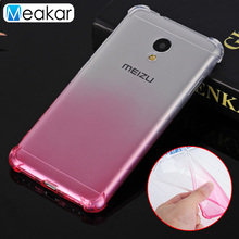 Anti-drop soft Tpu 5.5For Meizu M5 Note Case For M5Note Cell Phone Back Cover