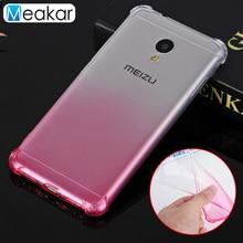 Anti-drop soft Tpu 5.5For Meizu M5 Note Case For Meizu M5 Note M5Note Cell Phone Back Cover Case все цены