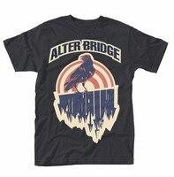 OKOUFEN T Shirt Brand 2017 Male Sleeve Men S Short Sleeve Zomer Crew Neck Alter Bridge
