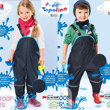 Комбинезон для девочек Topolino skisuit
