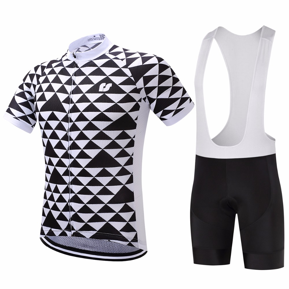 2017 SUREA Mountain Bike Pro Team Summer Cycling Short Sleeve <font><b>Jerseys</b></font> Gel Bib Short Ropa Ciclismo Maillot Bicycle Clothes No.04