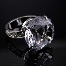 Кольца для салфеток из кристального стекла с бриллиантами, украшения стола, украшения для свадьбы, банкета, ужина, дня рождения, украшения для дома, подарки, 11 цветов