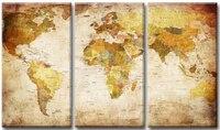 DIY Diamond Embroidery World Map Pattern 5D Full Square Diamond Painting Cross Stitch Kits Mosaic Crafts