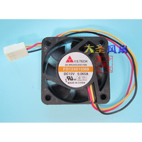 Genuine original mountain 4010 12V dual ball 0.065A FD124010MB ultra-quiet cooling fan