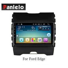 Autoradio Panlelo Android7.1 2 Din pour Ford classique Focus escorte Mondeo Kuga Ecosport Edge Taurus 1 go RAM 16 go ROM Quad Core BT