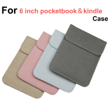 Sleeve for Pocketbook 632/627/616 6 inch Ereader Delicate Case for PocketBooBasic Lux2 book /Touch/Lux4 Touch HD 3 PB631 Ebook new 6 0 inch 1024x758 e book reader panel for tolino shine ebook screen