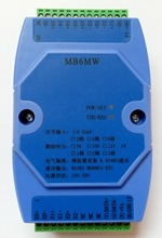 Weighing sensor 6 road weighing module RTU Modbus protocol 485 weighing module weighing transmitter