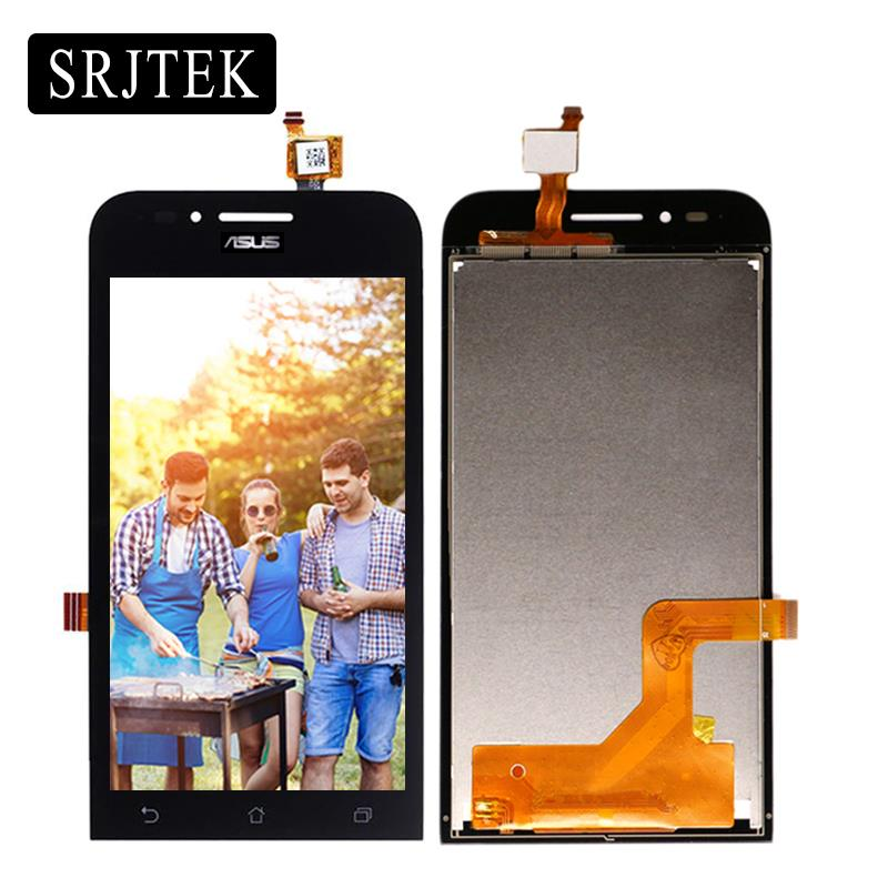 100% Tested  For ASUS Zenfone Go ZC451TG Touch screen Digitizer LCD Display Panel Assembly Replacement Parts For ZC451TG Parts