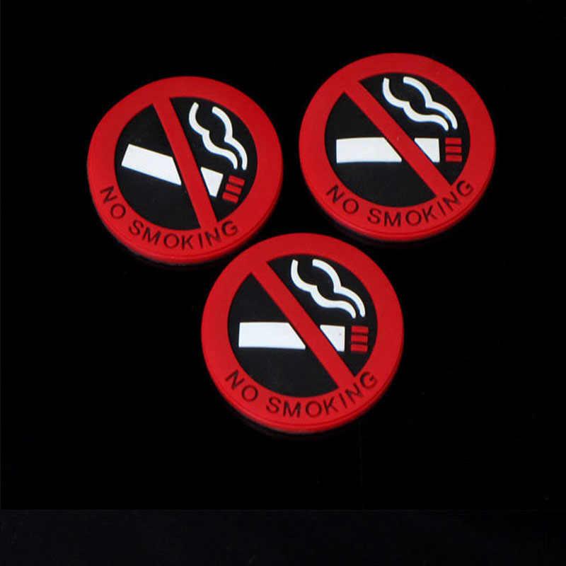 Стикеры автомобили без курения 3d Виниловая пленка для авто товары наклейки персональные автомобильные товары аксессуары украшения