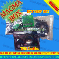 The Newest HXC Magma Box/magma box for sam BB alcate (package with 8 cables)