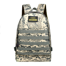цена на Outdoor Military Tactical Backpack Strong Oxford  Cascal Army Sport Travel Rucksack Camping Hiking Trekking Camouflage Bag
