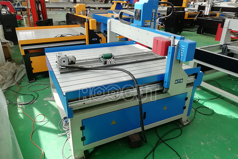 Simple to use high quality 3d aluminium profile cnc router machine for 3d engraving and milling 5