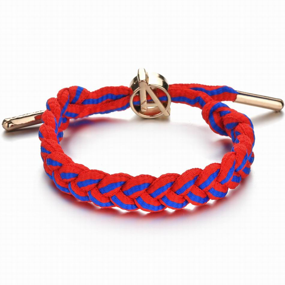 Bohemian Charm Bracelet for Women Man Gold Adjustable Ribbon Knit Rope Friendship Bracelet Fashion Bracelets Woman 2019 Jewelry