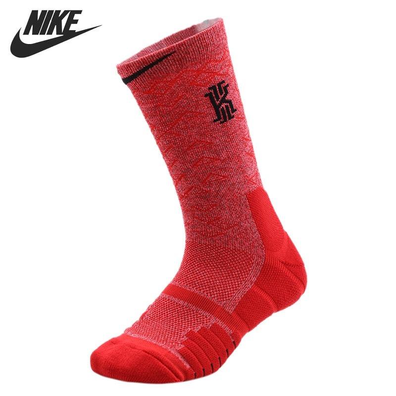 Original New Arrival  NIKE Crew Basketball Socks Unisex Sports Socks  (1 Pair )