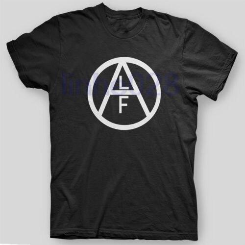 a94e33f4173 ANIMAL LIBERATION FRONT vegan sXe ALF Earth Crisis vegetarian T-Shirt SIZES  S-5X Mens 2018 fashion Brand T Shirt O-Neck