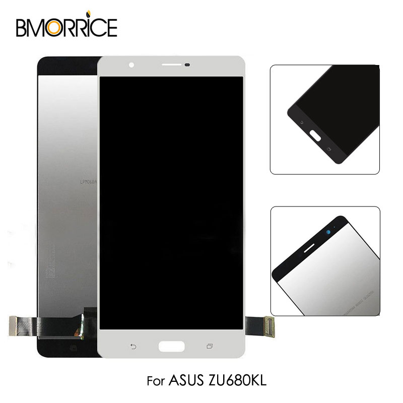 For Asus Zenfone 3 Ultra ZU680KL LCD Display Touch Screen Digitizer Full Assembly Replacement Parts No Frame 6.8For Asus Zenfone 3 Ultra ZU680KL LCD Display Touch Screen Digitizer Full Assembly Replacement Parts No Frame 6.8