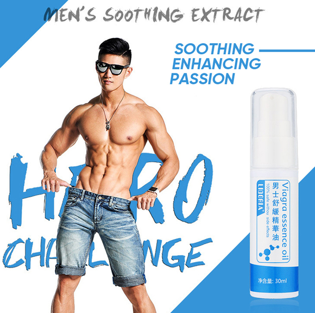 Charismatic Male Massage Oil Improve Premature Ejaculation Treat Impotence Big Dick Increase Cock Growth That Thickening Cream