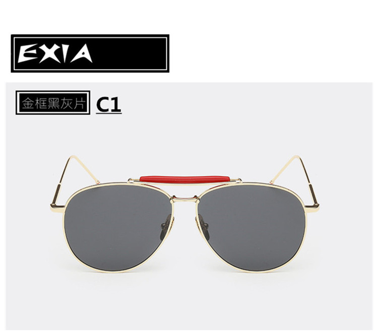 4560f8c229 Fashion Sunglasses Men and Women Polarized Lenses RX Power Prescription  Available EXIA OPTICAL KD 8040 Series