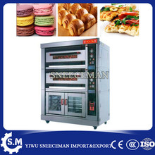 2layers 4trays oven commercial twelve plates stainless steel fermentation cabinet oven machine