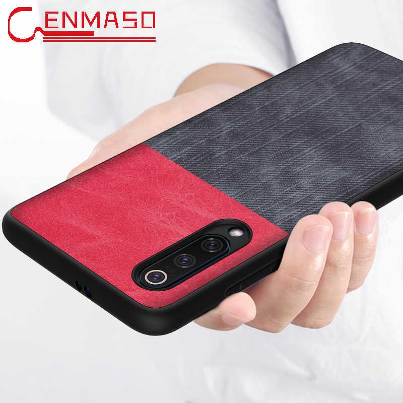 Xiaomi mi 9 mi 9 SE чехол красный mi Note 7 Pro задняя крышка Xiao mi Play mi x 3 2S mi 8 Lite mi 8 SE mi 6 5C 5X 6X Max 3 тканевый полный Чехол