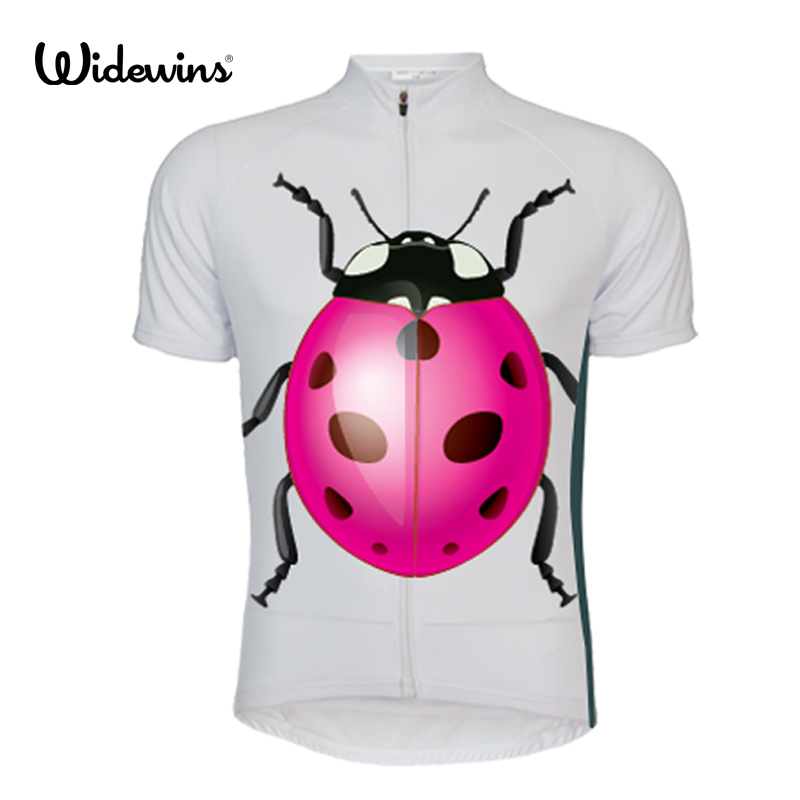 Widewins Bicycle Clothing Cycling-Jersey Sportwear Bike Maillot-Ciclismo Racing MTB Summer