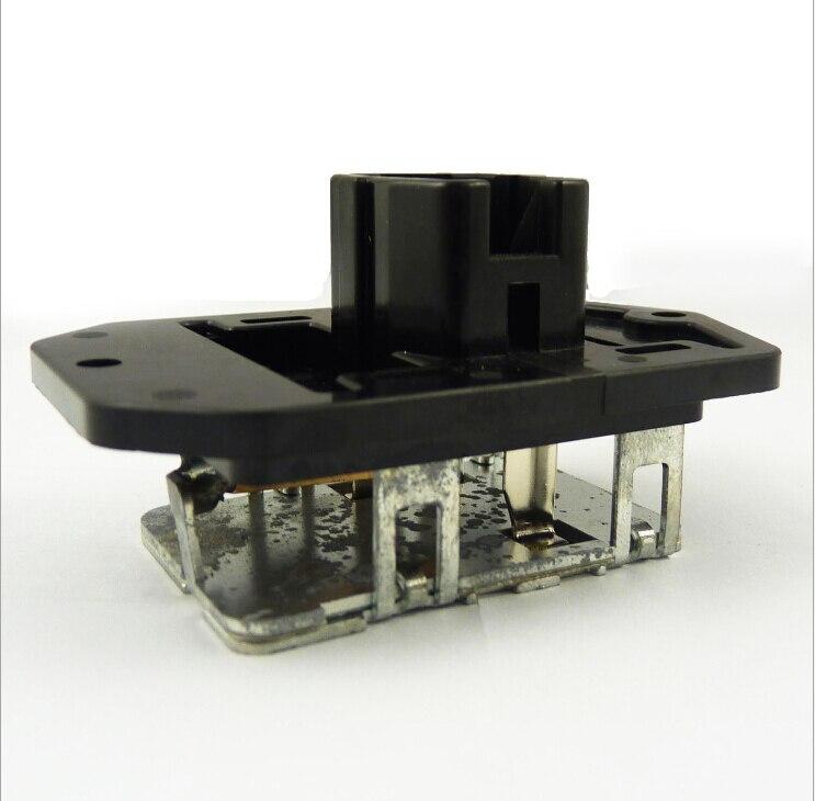 Heater Blower Motor Resistor Fan Control Module For Mitsubishi RU244 8713852010 MR513289 3A1300 2468105450 RU944 5369526 2400309 heater fan motor blower electrical resistor fit for renanult trafic vauxhall vivaro resistance 7701050325 4409452 91158691
