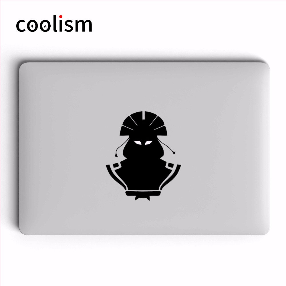 Avatar the last airbender laptop decal sticker for apple macbook decal 13 pro air retina 11 12 15 inch mac mi surface book skin in laptop skins from
