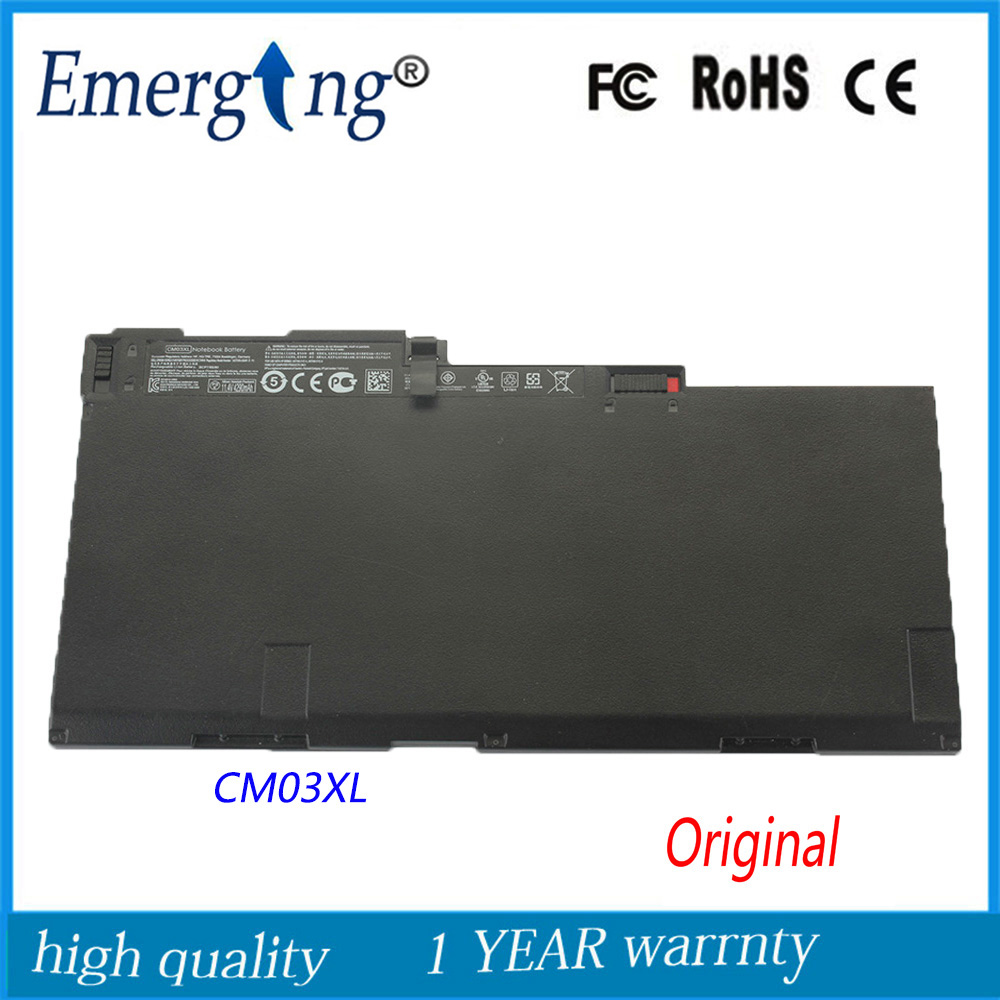 New Original Laptop Battery for HP EliteBook 840 850 ZBook 14 CM03XL электрический накопительный водонагреватель ariston abs vls evo inox pw 80 d