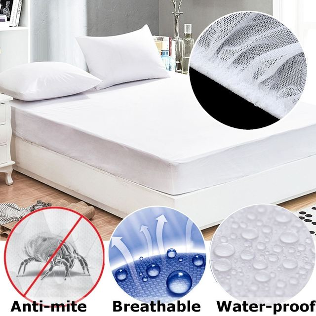 water bug resistant proof mattress utopia prev premium protector bedding product bed chicago