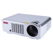 LED33-02 2000 Lúmenes Proyector de vídeo HD projetor Cine Teatro PC y Laptop AV/VGA/HDMI/USB entrada 120 W 854*600 de la Ayuda 1080 P