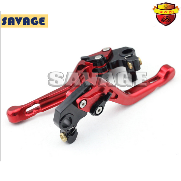 ФОТО For GILERA GP 800 GP800 2007-2009 Motorcycle Accessories CNC Aluminum Short Brake Clutch Levers Red