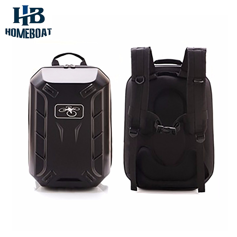 Outdoor Portable Waterproof Quadcopter Hard Shell Backpack Carrying Case for RC Drone DJI Phantom 3 Bags