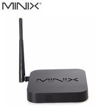 MINIX NEO Z64-W Lüfterlose Offizielle Windows 10 TV Box Intel Atom Z3735F 64bit Quad Core CPU 2G/32G XBMC Mini PC Smart TV empfänger