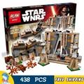 438pcs Bela 05009 New Star Wars Battle on Takodana Assembling Building Blocks Gifts Set Toys Compatible With Lego