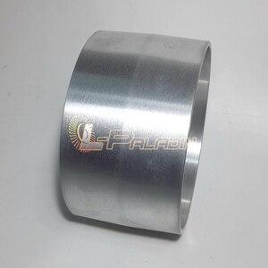 Image 3 - 180*100*25mm w pełni aluminiowe koło kontaktowe szlifierka taśmowa koło napędowe