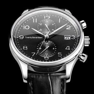 Image 5 - 2colors  TwentySeventeen Light Business Quartz Watch High Quality Elegance For Man And Women