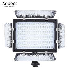 W160 Led Video Light 6000K 160 LEDs Camera light