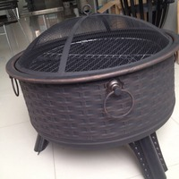 luxury fire pit for sale
