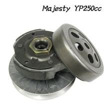 YP250 Clutch Pulley Assy MAJESTY 250 LH250 ATV 250 Driven Wheel Driven Pulley Rear Clutch Inner Diameter135mm
