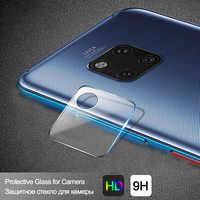 Film en verre pour objectif de caméra pour Huawei P30 P20 Mate 20 Pro Lite 10 Nova 3E 2 S objectif de caméra en verre trempé Honor 8X10 Lite V20 Note 10