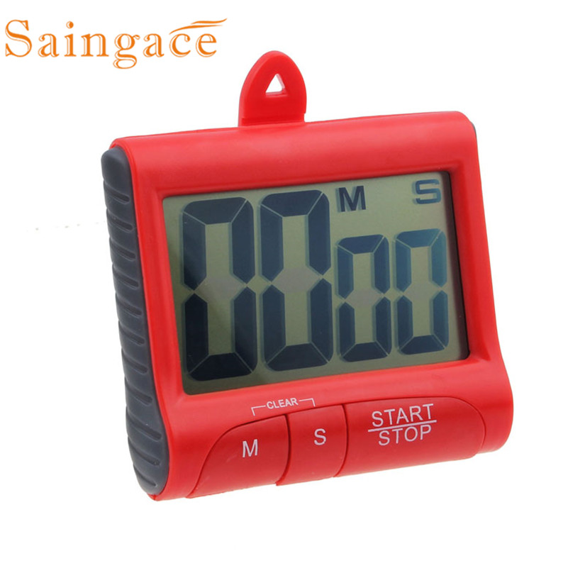 Magnet Digitale Küchen Zählimpuls Unten Zähler Timer Piepen Wecker minuteur  de küche reloj de cocina timer da cucina! 1