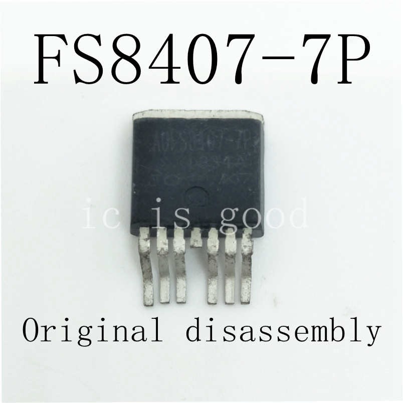 10PCS IRFS8407-7P FS8407-7P AUIRFS8407-7  AUFS8407-7P  TO-263 Original Disassembly