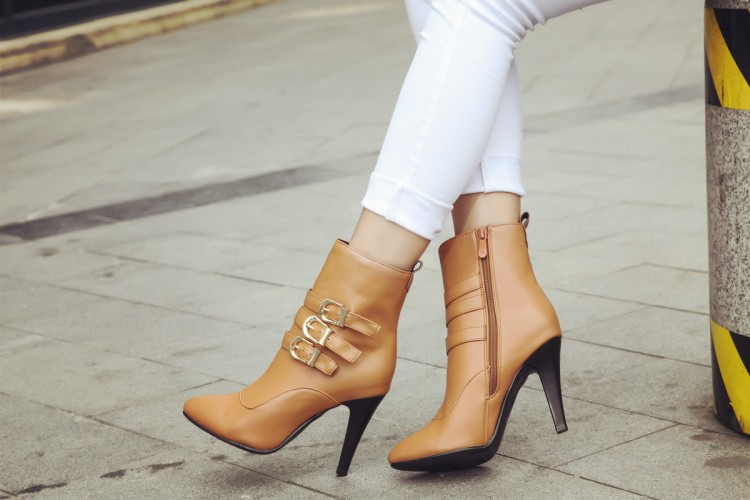 summer style thigh high women woman femininas ankle boots botas masculina zapatos botines mujer chaussure femme shoes T051