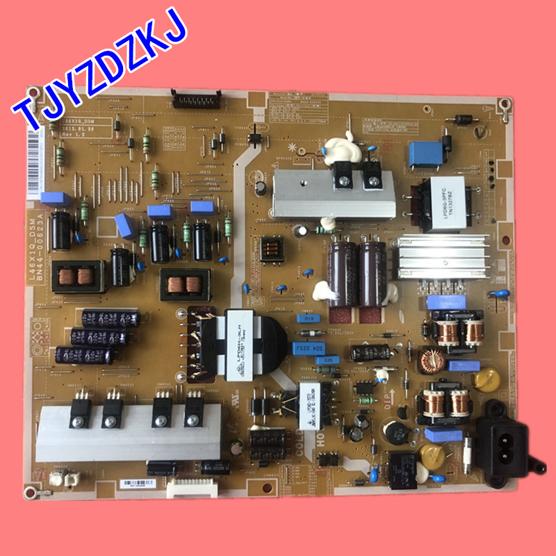 Original Testing For Samsung UA46F6400AJ Power Board BN44-00623A BN44-00623D L46X1Q_DSM BN44-00623B