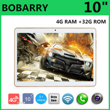 Hot New Tablets Android 5.1 Octa Core 64GB ROM Dual Camera and Dual SIM Tablet PC Support OTG WIFI GPS 3G WCDMA bluetooth phone