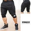 Body Engineers 2016 Quality fitness cotton Muscle Brothers and fitness shorts shorts Slim thin section breathable prin