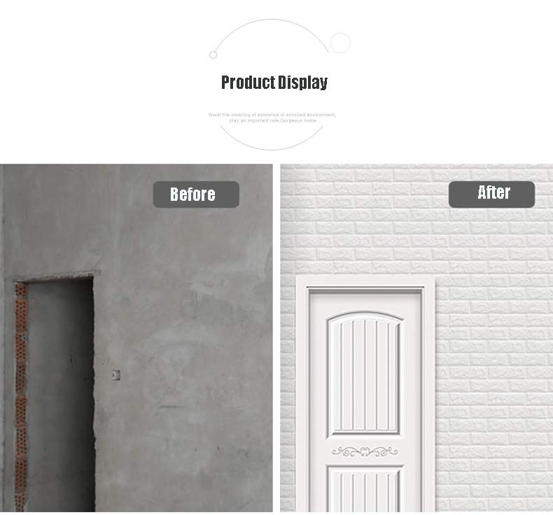 HTB1kjpcOXXXXXaDXFXXq6xXFXXXP - DIY Self Adhesive 3D Wall Stickers Bedroom Decor Foam Brick Room Decor Wallpaper Wall Decor Living Wall Sticker For Kids Room