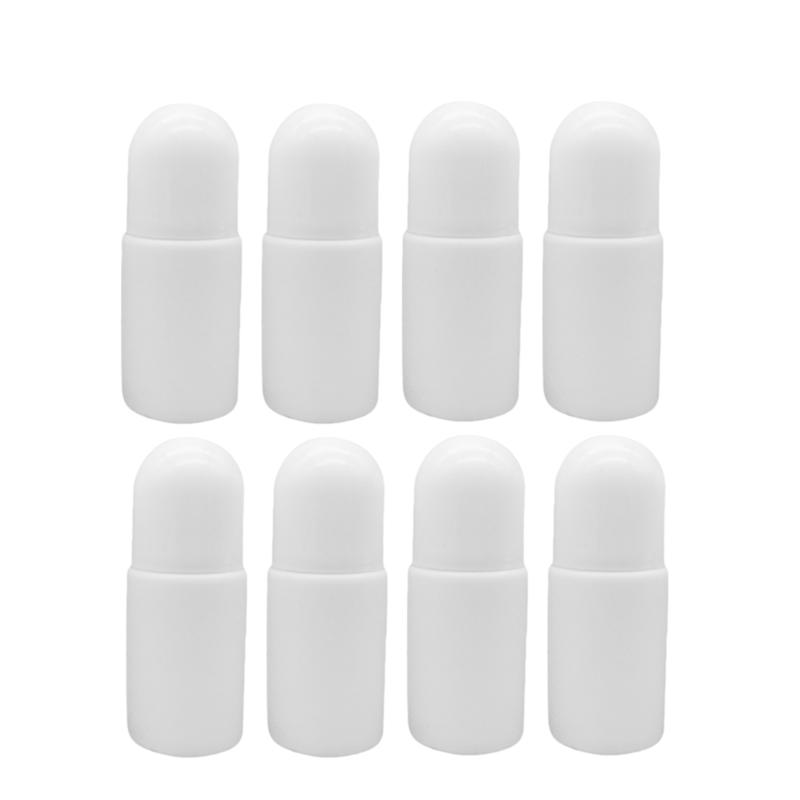 10pcs Roller Bottles For Essential Oils Empty Refillable Roll On Bottles Leak-Proof DIY Deodorant Containers With Roller Ball