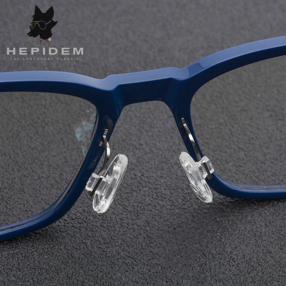 2018 Männer Optische Rahmen Ultraleicht Frauen Acetat B Schraubenlose Brillen Titan Myopie 7t0qF